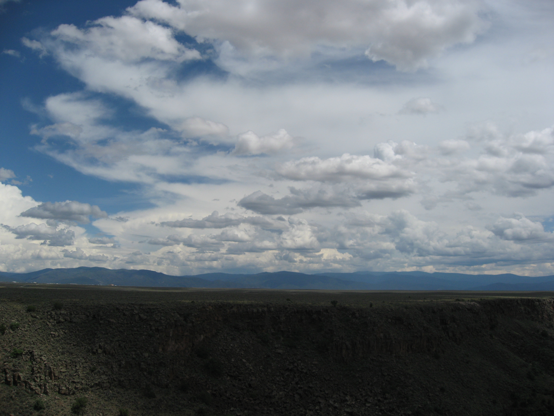 sky in NM (c) 2009 joy agcongay